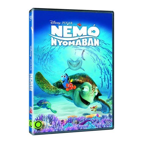 Némó nyomában - Egylemezes változat - DVD