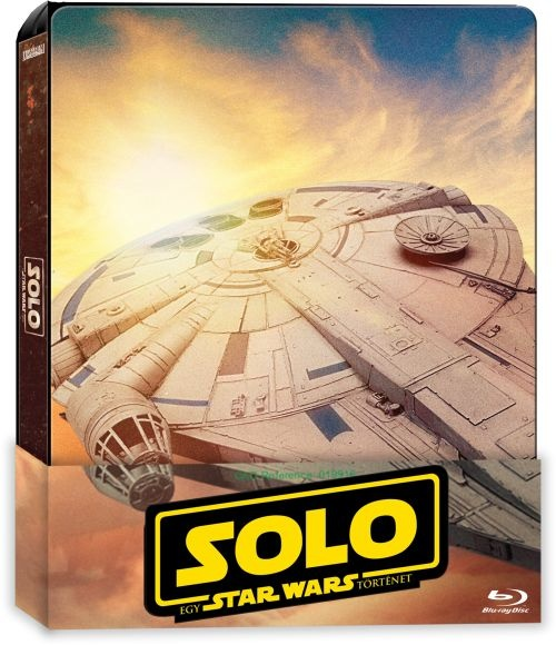 Solo: Egy Star Wars történet - fémdobozos - Blu-ray