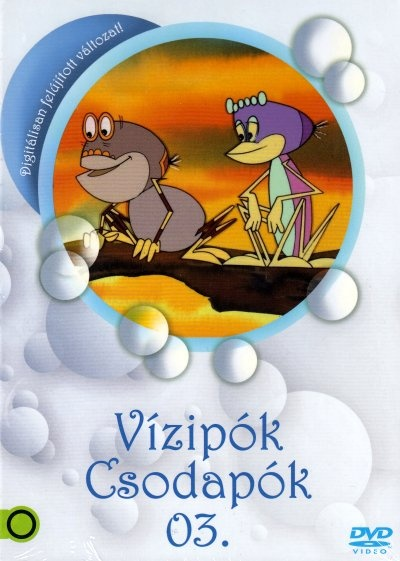 Vízipók Csodapók 3. - DVD