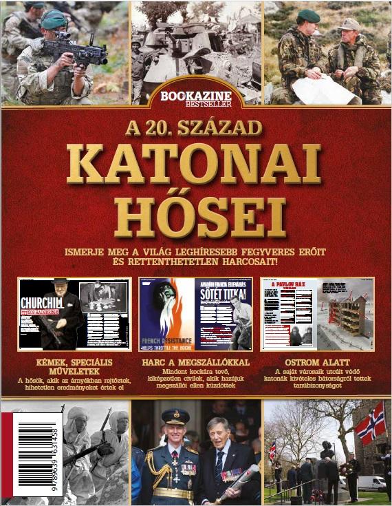 Bookazine 2020/01 - A 20. század katonai hősei