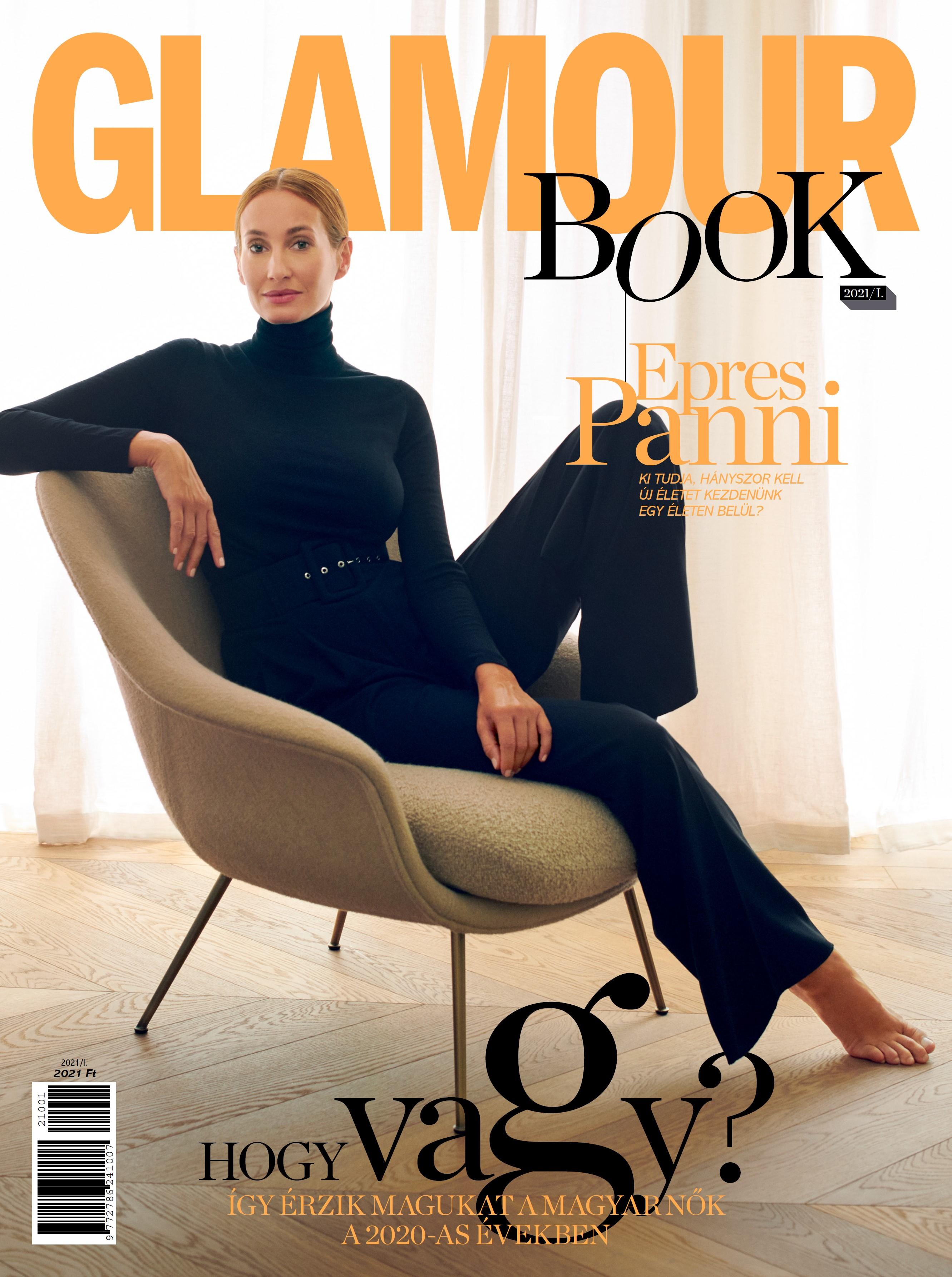 Glamour Book - Hogy Vagy? Így érzik magukat a magyar nők a 2020-as években
