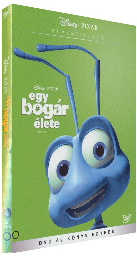 Egy bogár élete - Digibook