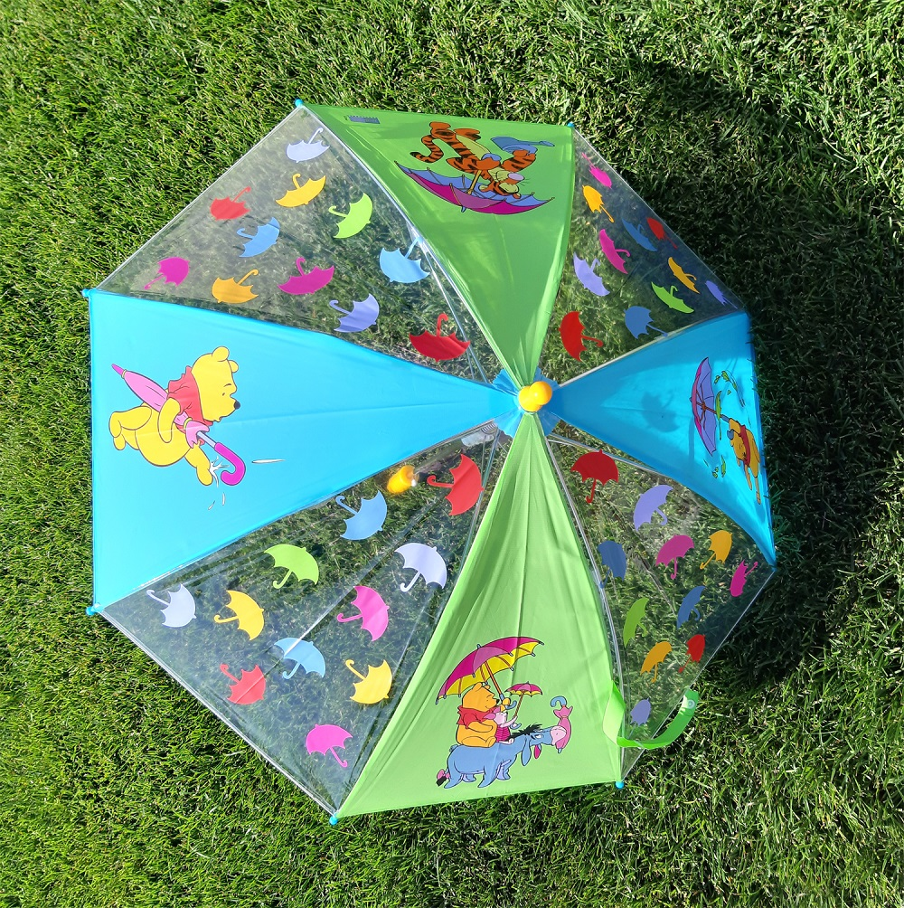 Micimackó - Esernyő