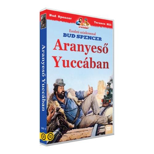 Aranyeső Yuccában - DVD