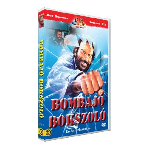 Bombajó Bokszoló - DVD