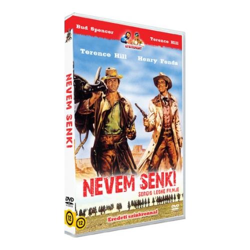Nevem Senki - DVD