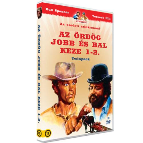 Az ördög jobb és bal keze 1-2. / Twinpack - DVD