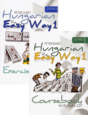 Hungarian the Easy Way 1.