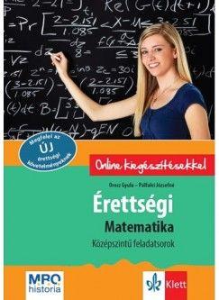 Érettségi - Matematika középszintű feladatsorok -  pdf epub