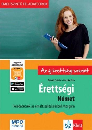 Érettségi - Német - Feladatsorok az emelt szintű írásbeli vizsgára - + Ingyenes Applikáció