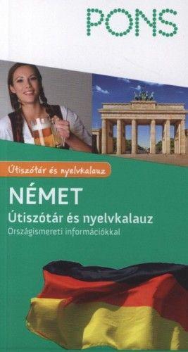 Pons útiszótár és nyelvkalauz - Német - Országismereti információkkal