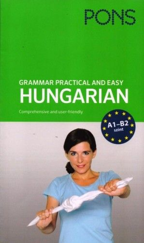 Pons Grammar Practical and Easy - Hungarian - Self-study