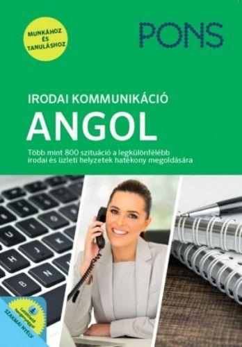 PONS Irodai kommunikáció - Angol - Új kiadás