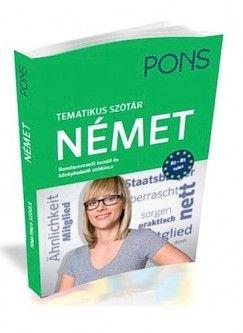 PONS Tematikus szótár - Német
