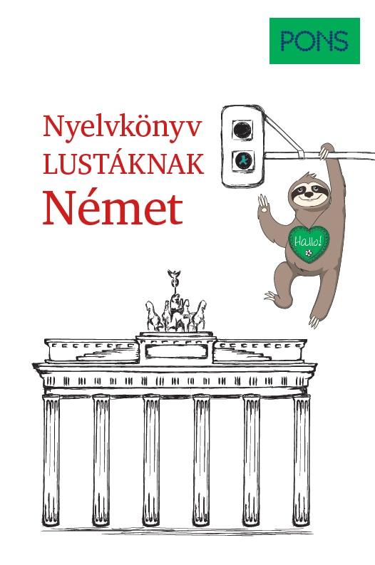 PONS Nyelvkönyv lustáknak - Német