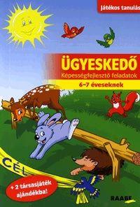 Ügyeskedő - Képességfejlesztő feladatok 6-7 éveseknek -  pdf epub