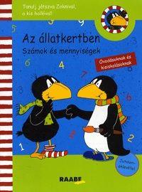 Tanulj játszva Zoknival, a kis hollóval - Az állatkertben - Számok és mennyiségek