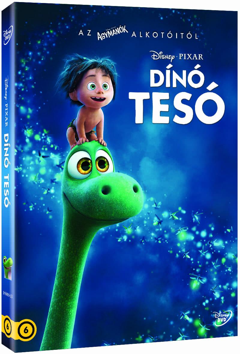 Dínó tesó - alternatív slipcase-es változat - DVD