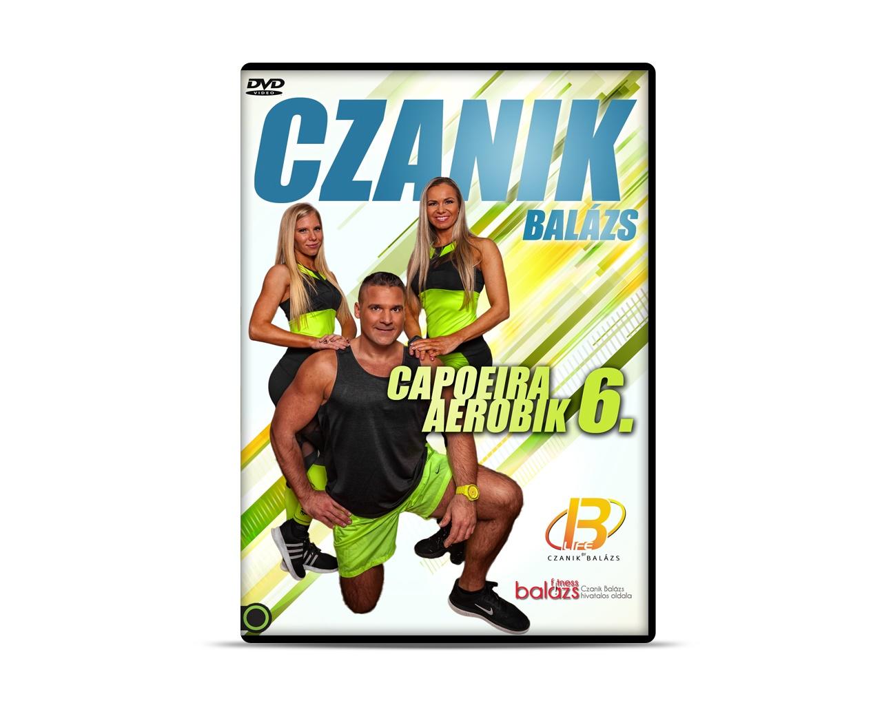 Capoeira aerobik 6. - DVD