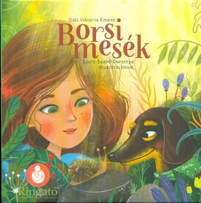 Borsi mesék - Cica-galiba - Borsi ünnepel