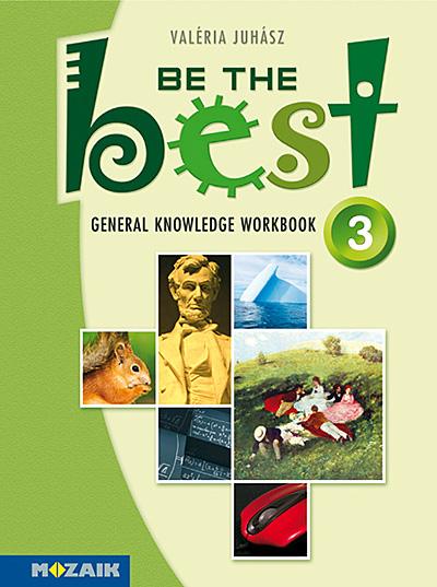 Be the Best! 3. ‒ Angol nyelvi gyakorló felsősöknek (MS-3757)