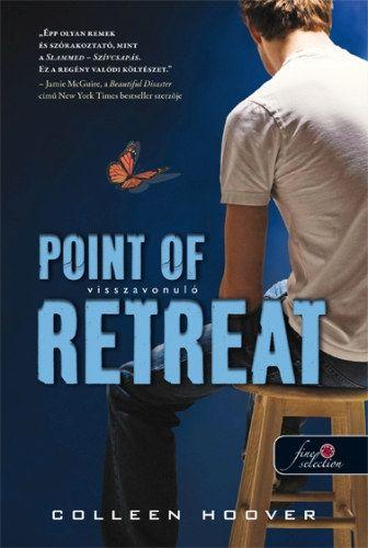 Point of retreat . Visszavonuló