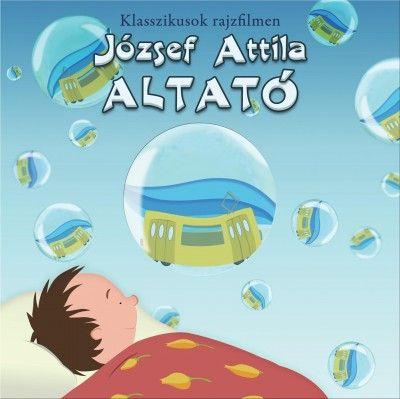 Altató - DVD melléklettel - József Attila pdf epub