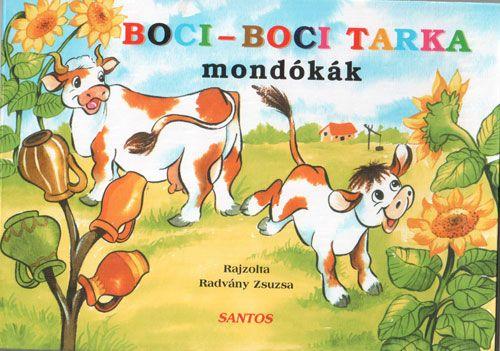 Boci-boci tarka - Radvány Zsuzsa pdf epub