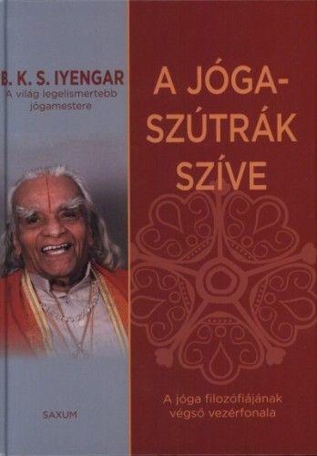 A jóga-szútrák szíve - Sheena Iyengar pdf epub