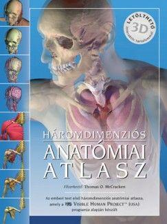 Háromdimenziós anatómiai atlasz - Bocsi Katalin pdf epub