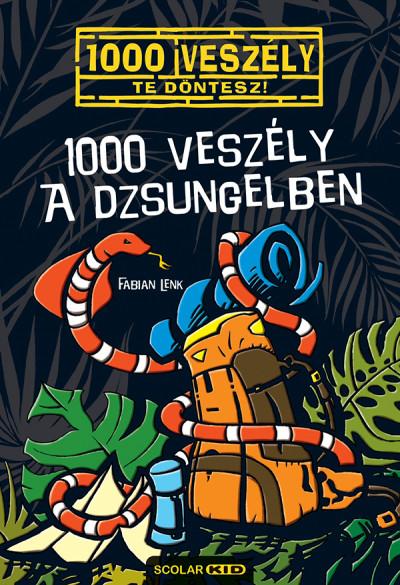 000 veszély a dzsungelben