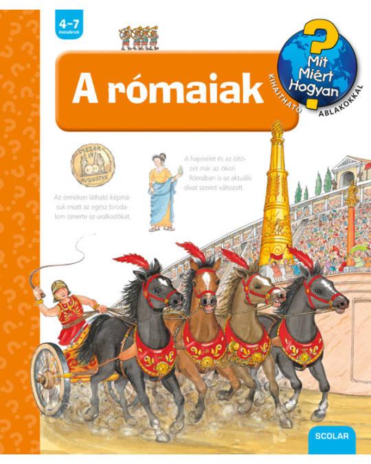 A rómaiak - Andrea Erne |