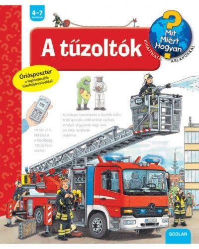 A tűzoltók - Andrea Erne pdf epub