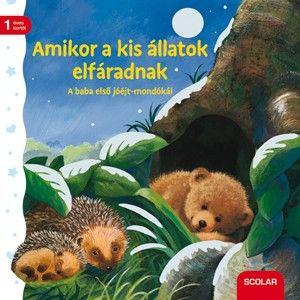Amikor a kis állatok elfáradnak - Sabine Cuno pdf epub
