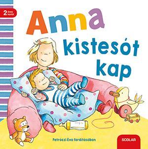 Anna kistesót kap - Regina Schwarz pdf epub