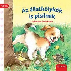 Az állatkölykök is pisilnek - Regina Schwarz pdf epub