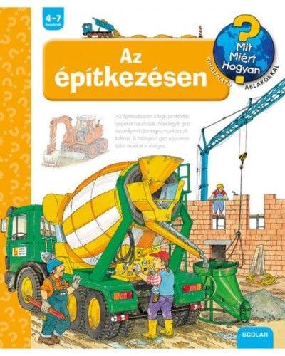 Az építkezésen - Patricia Mennen pdf epub
