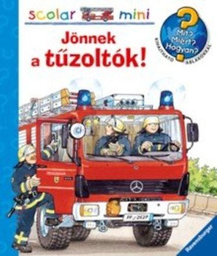 Jönnek a tűzoltók! - Katja Reider pdf epub