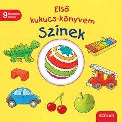 Első kukucs-könyvem - Színek - Klaus Bliesener |