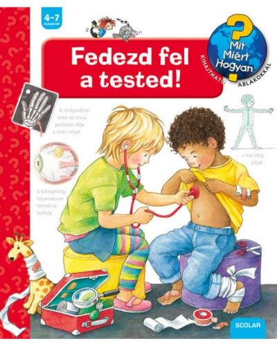 Fedezd fel a tested!