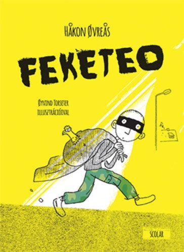 Håkon Øvreås - Feketeo