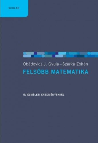 Felsőbb matematika - Obádovics J. Gyula pdf epub