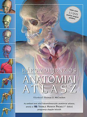 Háromdimenziós anatómiai atlasz