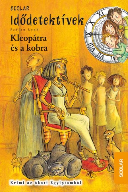 Kleopátra és a kobra