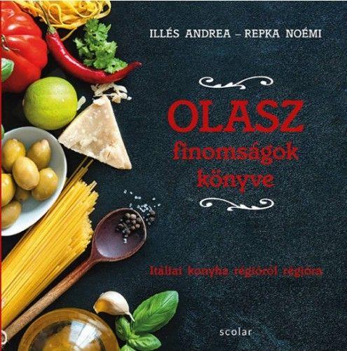 Olasz finomságok könyve