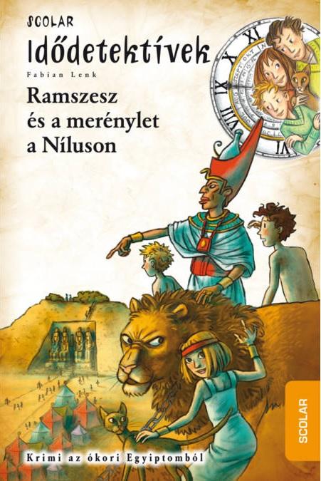 Ramszesz és a merénylet a Níluson