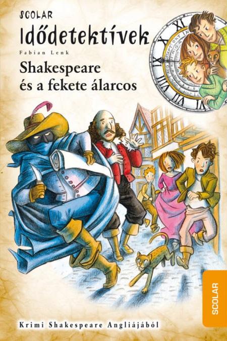 Shakespeare és a fekete álarcos
