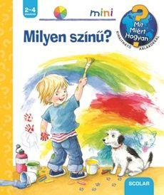 Milyen színű? - Doris Rübel pdf epub