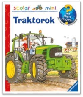 Andrea Erne - Traktorok