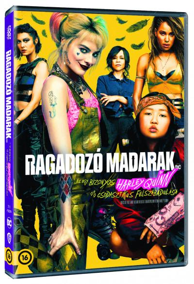 Ragadozó Madarak - dvd